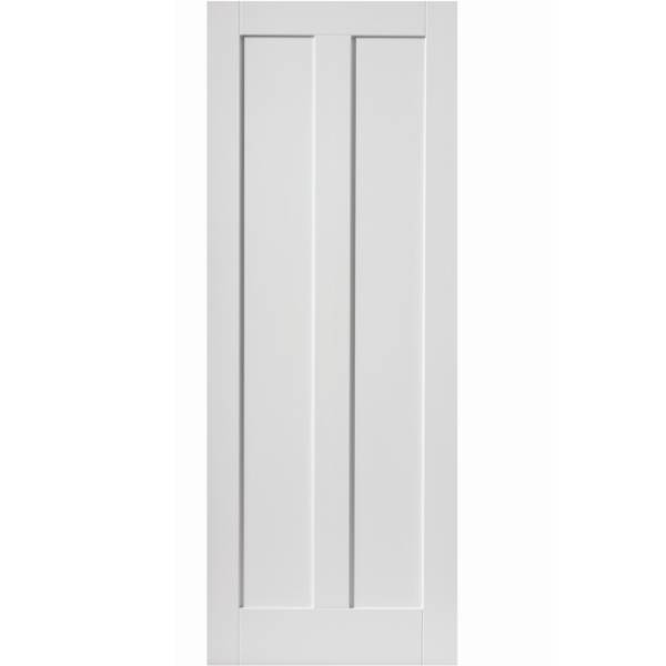 Barbados White Door